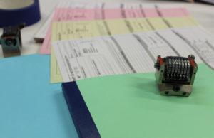 Blocs carnets autocopiant ICMA Imprimeur