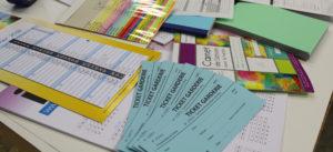 Impression de vos tickets à souche tickets numérotés I ICMA imprimeur